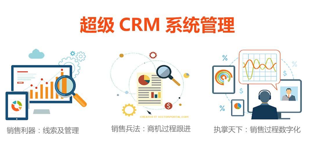 CRM系統管理